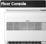 Toshiba VRF Floor Mounted
